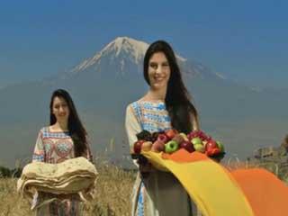 Цвет армянской земли - это что такое цвет армянской