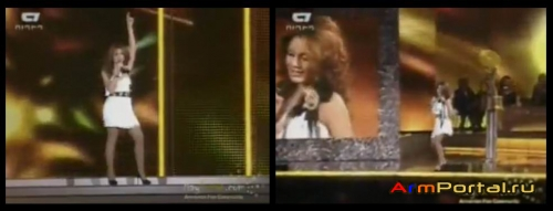 Sirusho Medley - Qele Qele (Ташир 2009 / Tashir Armenian Awards 2009)