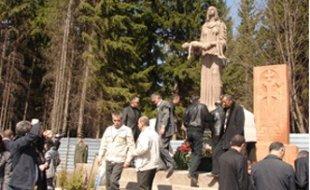В Ижевске появился памятник жертвам геноцида армян