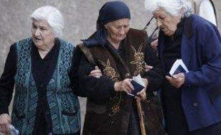 На выборах парламента Нагорно-Карабахской Республики проголосовали 70,11% избирателей