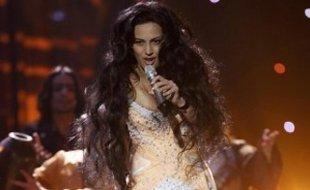Немцы признали Еву Ривас победительницей «Евровидения 2010»