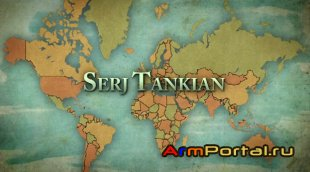 Serj Tankian - Borders Are