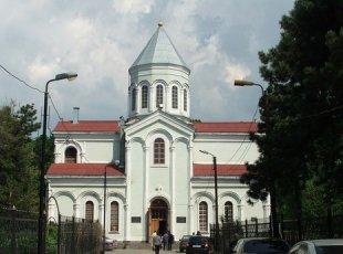 В Нижнем Новгороде строительство армянской церкви завершат в 2015 году