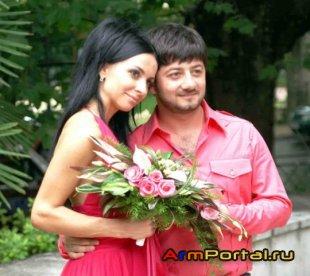 Галустян стал отцом