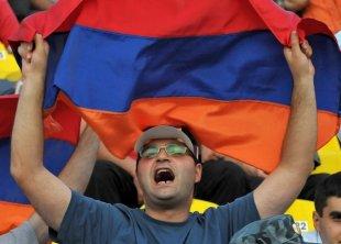 Сборная Армении обыграла Словакию
