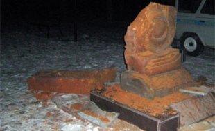 Манежная по-украински: Казаки пошли на армян