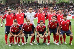 Сборная Армении. Молодые и дерзкие