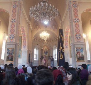 В Пятигорске  отметили день памяти жертв Геноцида армян.