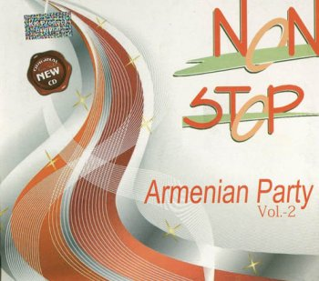 Non Stop Armenian Party Vol.2 (2012)